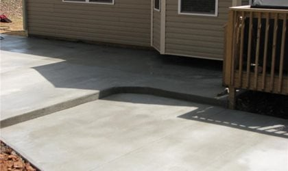 Bon Concrete Patio Cost Breakdown: Site Advanced Concrete Technologies  Jefferson, GA