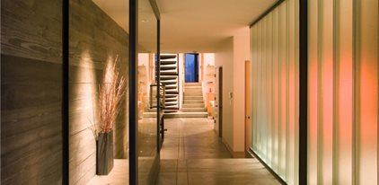 Concrete Patios Feldman Architecture San Francisco, CA