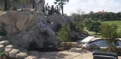 Landscape Wall, Faux Waterfall Concrete Patios RockScapes Grapevine, TX