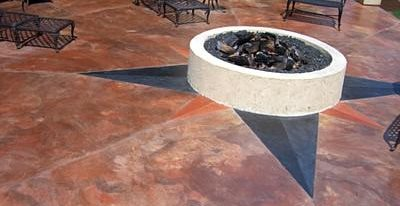 Raised, Star Concrete Patios Michael Rogers Studios Salem, OR