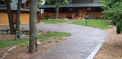 Random Stone Concrete Patios Verlennich Masonry and Concrete Staples, MN