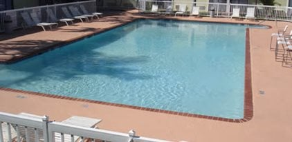 Resurfaced Hotel Pool Deck, Puerto Rico Concrete Patios Decorative Concrete Innovation Puerto Rico,