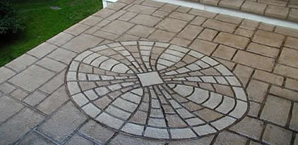 Stamped Concrete Patio, Stamped Concrete, Concrete Stamping Concrete Patios Unique Concrete West Milford, NJ