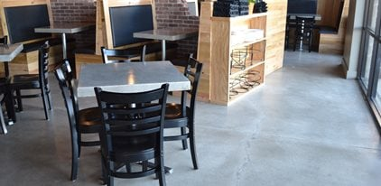 Concrete Patios Table Mountain Creative Concrete Golden, CO