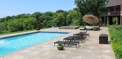 Concrete Pool Deck Decks Concretenetwork