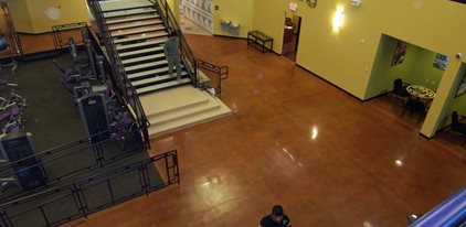Polished Concrete Surface Design Solutions Atlanta, GA
