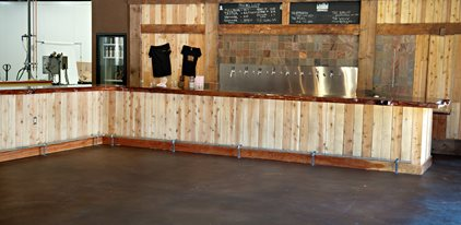 Beer Brewery Bar, Concrete Floors Site Westcoat San Diego, CA