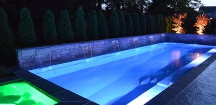 concrete pool decks site elite crete design inc oshawa on