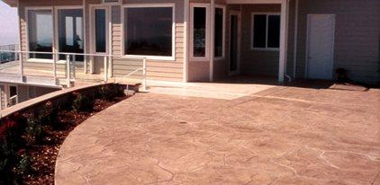 Flagstone, Tan Site Sullivan Concrete Textures Costa Mesa, CA