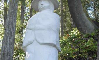 White Statue Site ConcreteNetwork.com