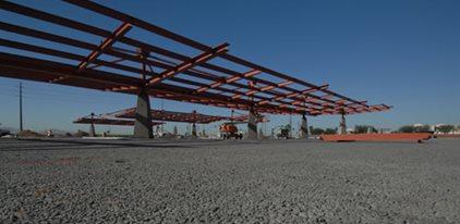 Pervious Concrete Site Progressive Hardscapes Phoenix, AZ