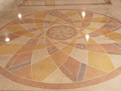 Polished Concrete, Dye Design Concrete Driveways Decorative Concrete Institute Temple, GA
