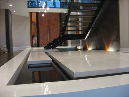 Concrete Floors Futuristic Designs Inc. Maple Ridge, BC
