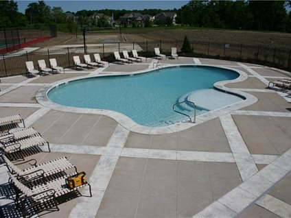 Concrete Pool Decks PCM Group Inc Indianapolis, IN