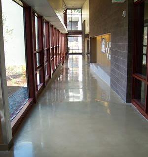 Reflective Concrete Floors - The Concrete Network