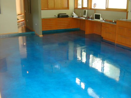 Water Inspired Concrete Floors The Concrete Network