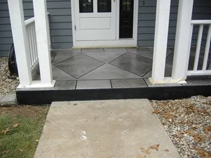 Front Porch Designs - Ways to Transform a Front Porch - The Concrete ...