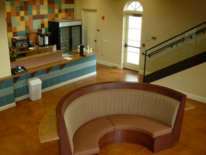 Orange, Stain Innovative Concrete Surfaces, Inc Bonita Springs, FL