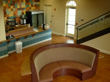 Orange, Stain Site Innovative Concrete Surfaces, Inc Bonita Springs, FL
