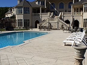 Concrete Pool Decks Patterned Concrete of PA ,