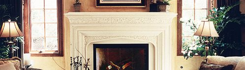 Fireplace Surrounds Sierra Concrete Design, Inc. ,