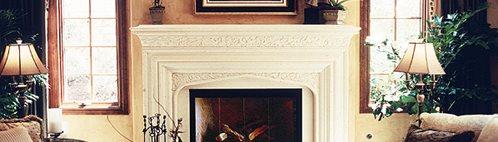 Fireplace Surrounds Sierra Concrete Design, Inc. ,