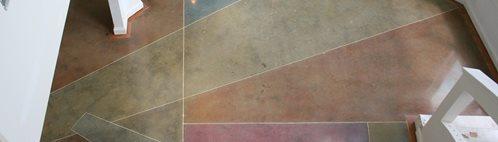 抛光混凝土地板抛光混凝土艺术表面公司印第安纳波利斯,印第安纳州