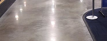 Polished Concrete, Polishing Concrete Polished Concrete Ritonya Concrete & Stone Services Omaha, NE