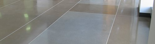 Rectangles, Joints Polished Concrete Colorado Hardscapes Denver, CO