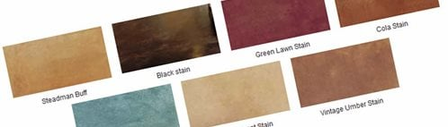 Color Chart Site ConcreteNetwork.com ,