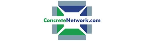 Concrete Network Logo Site ConcreteNetwork.com ,