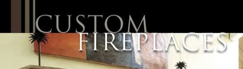 Custom Fireplaces Site ConcreteNetwork.com
