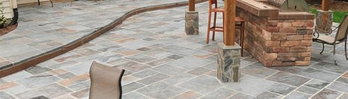 site salzano custom concrete centreville va - Concrete Design Ideas