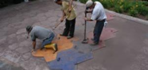 Stamped Site ConcreteNetwork.com ,