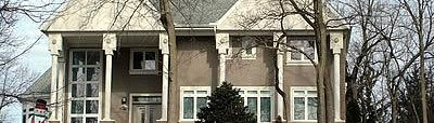 Concrete, Pillars Concrete Homes RP Watkins, Inc. Omaha, NE