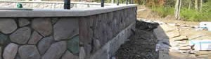 Stone Wall Site ConcreteNetwork.com ,