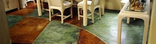 Concrete Floors Pros Cons Of