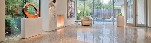 Concrete Floors - Pros & Cons of Concrete Flooring - The Concrete