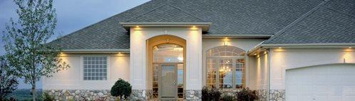 Stone, Concrete Home Concrete Homes Fox Blocks Omaha, NE