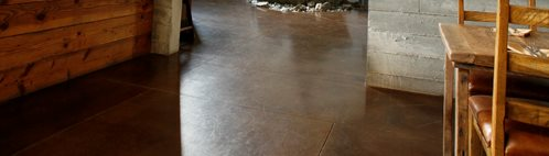 Stone Brewery, Board Formed Concrete Wall Concrete Walkways Westcoat San Diego, CA