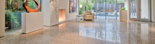 polished concrete floor rescue richardson tx