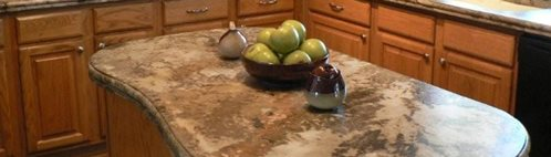 Island, Kitchen, Counter Countertop Solutions Santee, CA