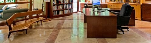 Polished Concrete Floors Polished Concrete Liquid Stone Warminster, PA
