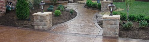 Design Ideas for Stamped Concrete - The Concrete Network