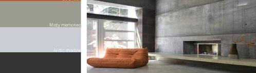 Indoor Palette Site ConcreteNetwork.com