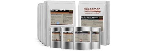Cement Flooring, Urethane Coating Site Duraamen Engineered Products Cranbury, NJ