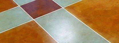 Concrete Dye Site Increte Systems Odessa, FL