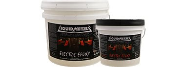 Electric Metal Epoxy Site ConcreteNetwork.com