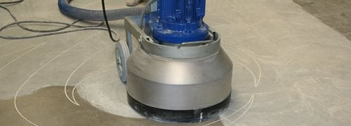 Floor Polisher Site Decorative Concrete Institute Temple, GA
