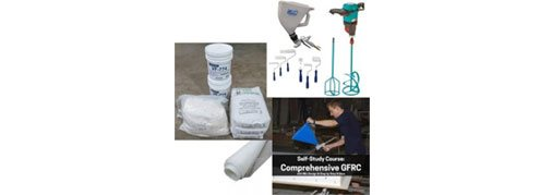 Gfrc Starter Kit Site ConcreteNetwork.com ,